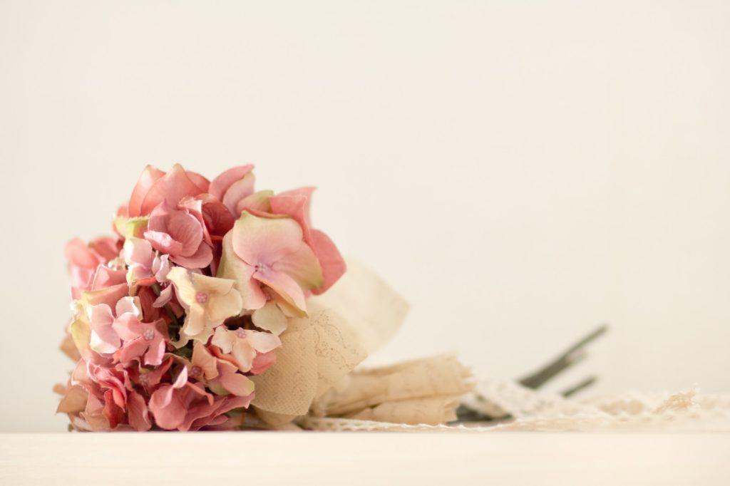 恋愛の会話のネタ~花束